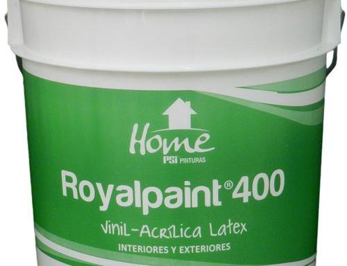 Vinil-Acrilica ROYALPAINT 400